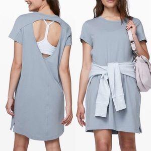 Lululemon Day Tripper Dress - Chambray